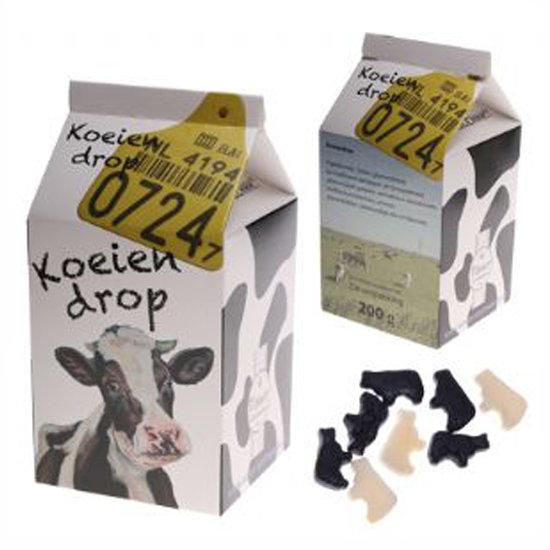 relatiegeschenk koeiendrop