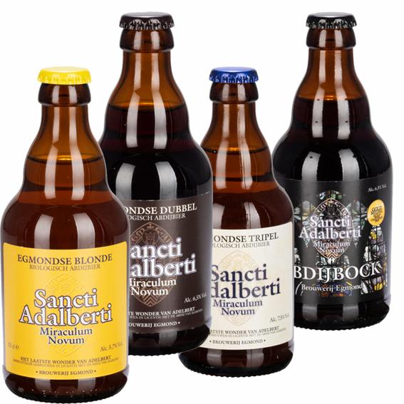 Abdijbier bierpakket NH