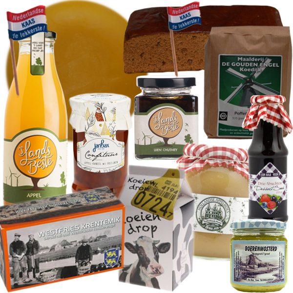 Kerstpakketten uit Holland