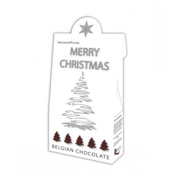 kerstchocolade in cadeauverpakking